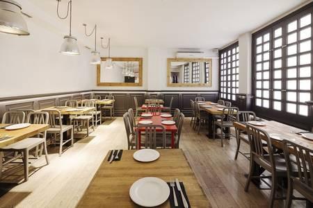 La Pulpería de Victoria, Restaurante Madrid Sol #0