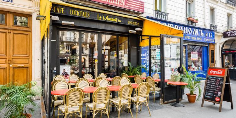 Le Maximilien, Bar Paris Quinze-Vingts #0