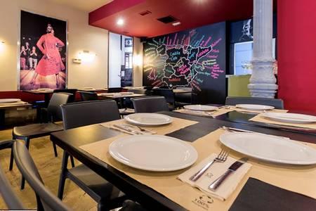 La Excéntrica, Restaurante Madrid Sol #0