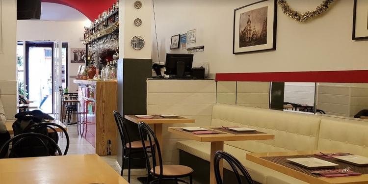 El Arco, Restaurante Madrid Huertas #0