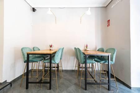 Bipolar Casa de Comidas 2.0, Sala de alquiler Madrid La Latina #0