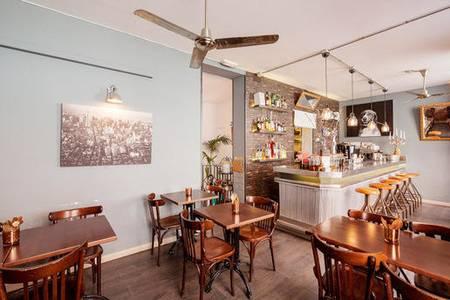 Jack Percoca, Restaurante Madrid Malasaña #0