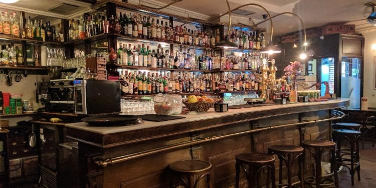 Casa Pueblo, Bar Madrid Cortes #0