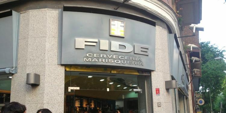 Fide, Restaurante Madrid Chamberí  #0