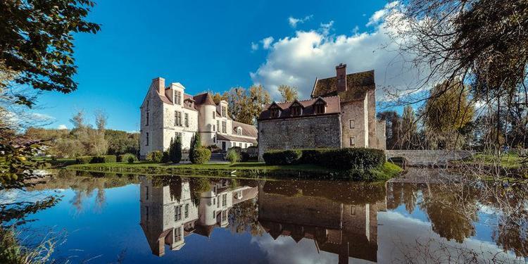 Château De Pontarmé, Salle de location Pontarmé  #0