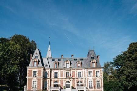 Château Hôtel De Belmesnil, Salle de location Saint-Denis-le-Thiboult  #0