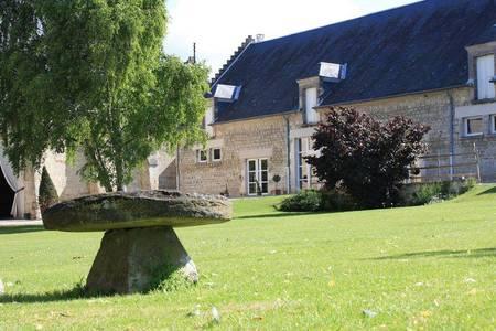 Domaine Des Pommerieux, Salle de location Buzancy  #0