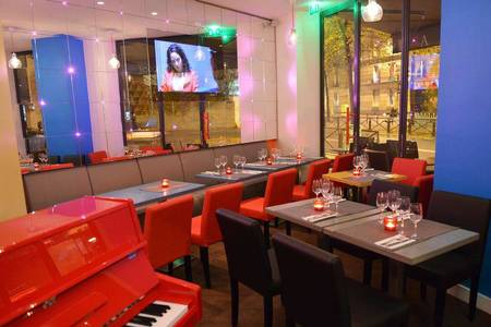 Restaurant Ikra, Restaurant Paris  #0