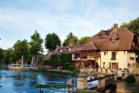 Moulin De Fourges, Salle de location Fourges  #0