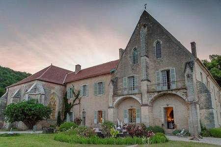 Abbaye De Reigny, Salle de location Vermenton  #0