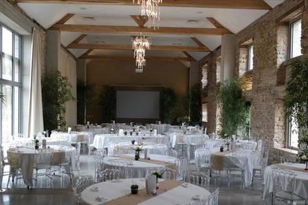 Verrerie Royale, Salle de location Saint-Rémy-du-Plain  #0