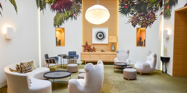 Hôtel Marignan Champs Elysées - Le salon événementiel, Salle de location Paris Champs Elysées  #0