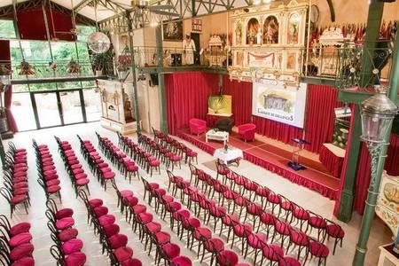 Abbaye De Collonges, Salle de location Collonges-au-Mont-d'Or  #0