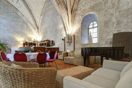 Hôtel Le Couvent Royal, Salle de location Saint-Maximin-la-Sainte-Baume  #0