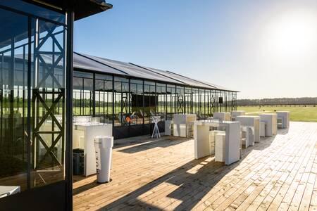 Polo Club du Domaine de Chantilly, Salle de location Apremont  #0