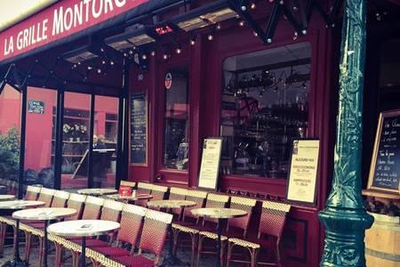 La Grille Montorgueil, Bar Paris Sentier #0