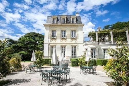 Château De Rochecotte, Salle de location Saint-Patrice  #0