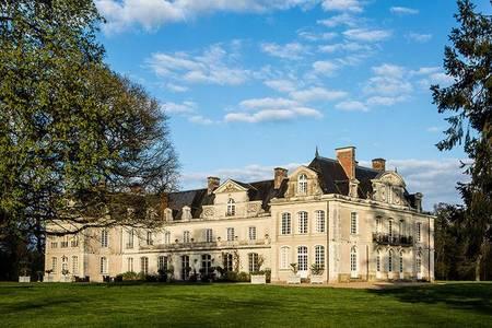 Château Des Briottières, Salle de location Champigné  #0