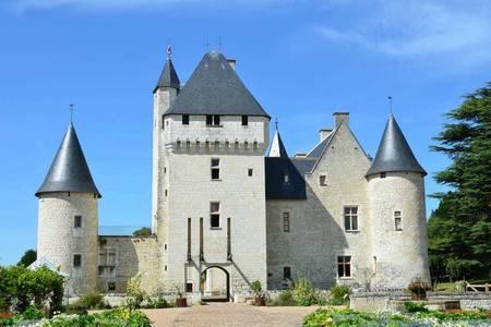 Château Du Rivau, Salle de location Lémeré  #0