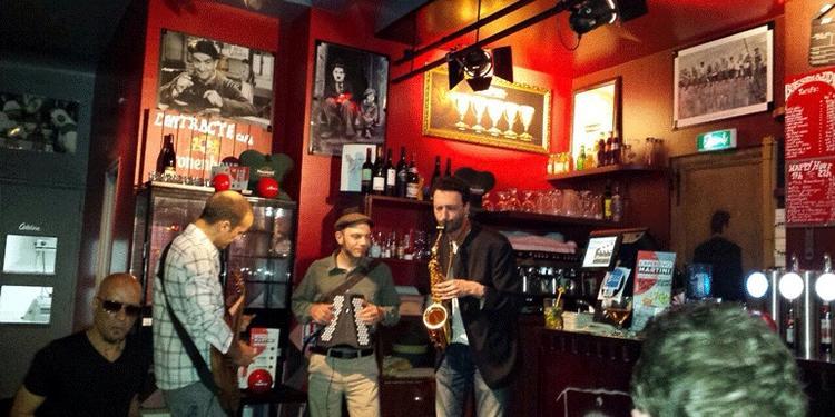 L'Entracte Café, Bar Paris Les Batignolles #0