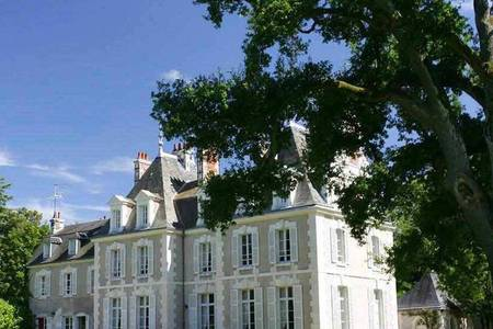 Château Du Breuil, Salle de location Cheverny  #0