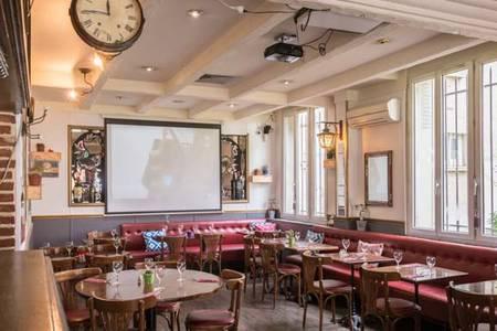 Chez Pierrot, Bar Paris Montrouge #0