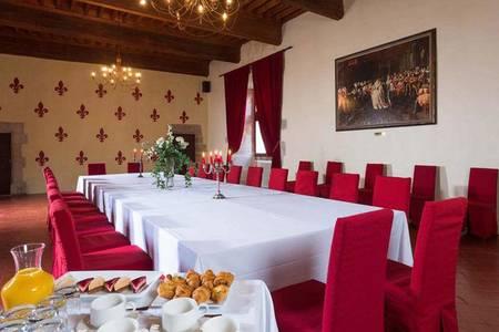 Château Des Ducs De Joyeuse, Salle de location Couiza  #0