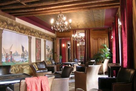Hôtel Relais Monceau, Salle de location Paris Batignolles  #0