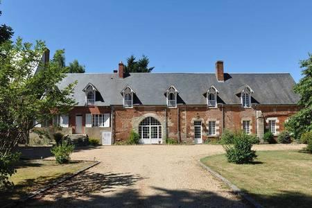 Château De Vaux, Salle de location Vitry-aux-Loges  #0