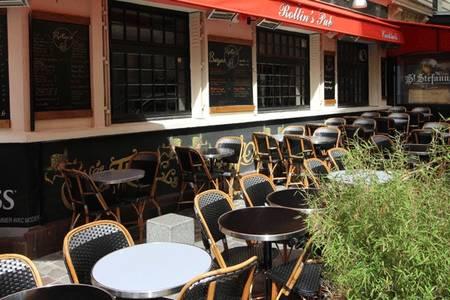 Le Rollin's Pub, Bar Paris Mouffetard #0