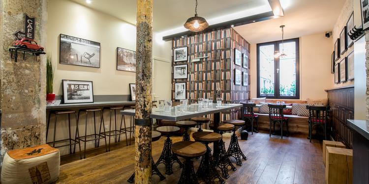 Le Harper's Paris 18, Bar Paris Jules Joffrin #0