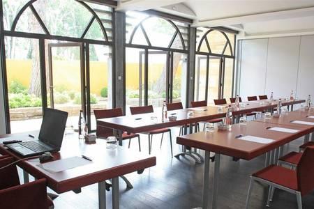 Best Western Hôtel Le Lavarin, Salle de location Avignon  #0