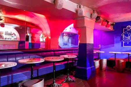 Club Banana Café, Bar Paris Châtelet #0