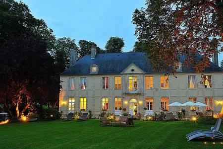 Château De Bellefontaine, Salle de location Bayeux  #0
