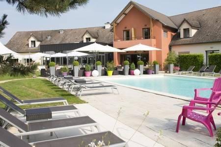 Hôtel Le Dracy, Salle de location Dracy-le-Fort  #0