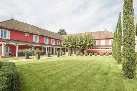 Les Maritonnes Parc & Vignoble, Salle de location Romanèche-Thorins  #0