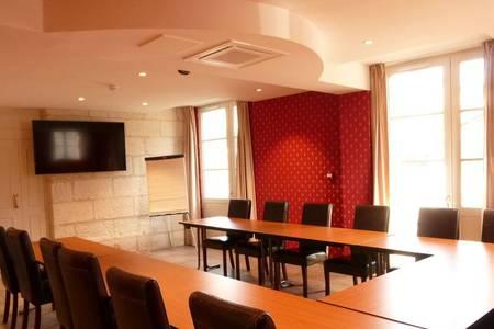 Le Grand Monarque, Salle de location Azay-le-Rideau  #0