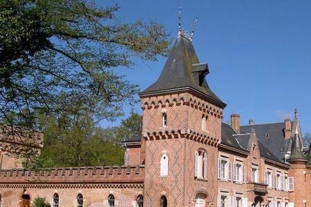 Hostellerie Du Château Les Muids, Salle de location Ménestreau-en-Villette  #0