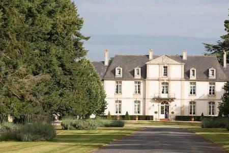 Hôtel Château De Sully, Salle de location Bayeux  #0