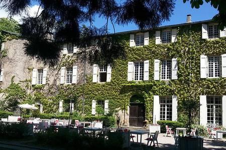 Château D'Ayres, Salle de location Meyrueis  #0
