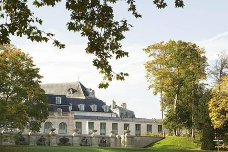 Auberge Du Jeu De Paume Chantilly, Relais & Châteaux, Salle de location Chantilly  #0