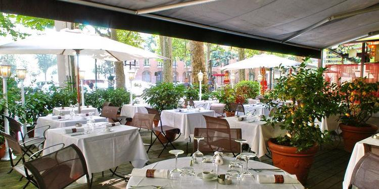 La Terrasse Mirabeau, Restaurant Paris Auteuil #0