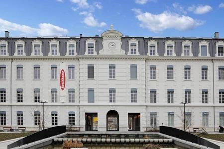 Residhome Caserne De Bonne, Salle de location Grenoble  #0