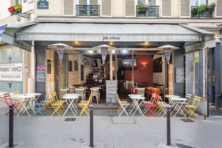 Jolis Mômes du 18ème, Bar Paris Jules Joffrin #0