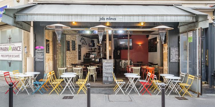 Jolis Mômes, Bar Paris Jules Joffrin #0