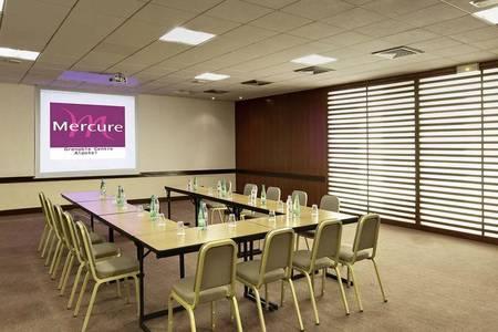 Mercure Grenoble Centre Alpotel, Salle de location Grenoble  #0