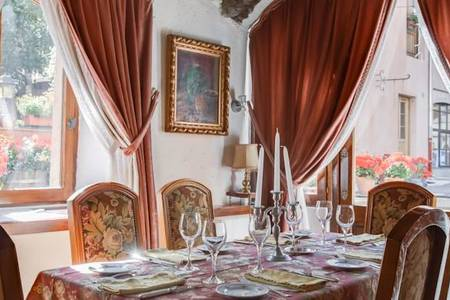 L'Auberge Du Choucas, Salle de location Le Monêtier-les-Bains  #0
