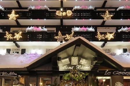 Hôtel Mont Blanc, Salle de location Megève  #0