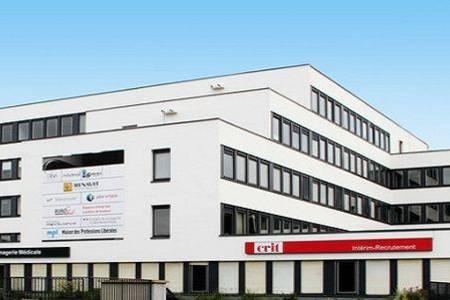 Buro Club Rennes Centre, Salle de location Rennes  #0
