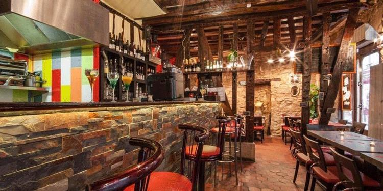 Les Jacasses, Bar Paris Marais #0